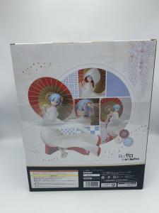 レム -白無垢- 「Re:ゼロから始める異世界生活」 17 PVC&ABS製塗装済み完成品 F:NEX限定 買取しました!