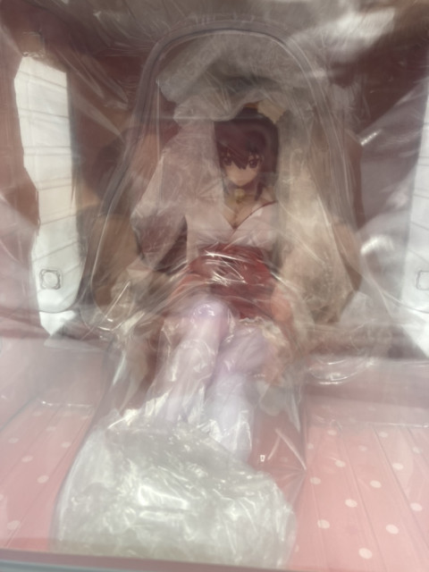 篠ノ之箒 狐巫女Ver. 「IS<インフィニット・ストラトス>」 B-Style 14 PVC製塗装済み完成品 買取しました!