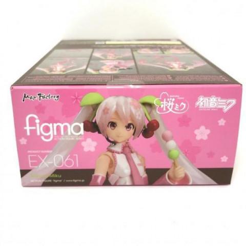 figma 桜ミク 買取しました!
