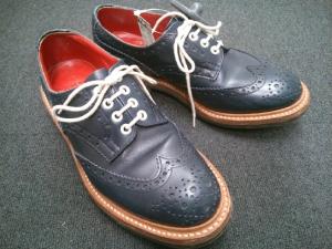 Tricker's×JUNYA WATANABE ブーツ-1