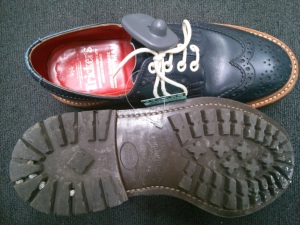 Tricker's×JUNYA WATANABE ブーツ-3