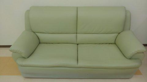 ソファを出張買取させて頂きました!!