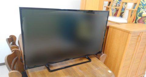 液晶TVを出張買取させて頂きました!!