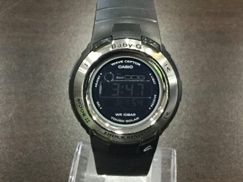 b62b7e0baa CASIO カシオ Baby-G ご売却いただきました。 GショックやベビーG など、国産腕時計も大歓迎買い取り中。ロレックス・オメガもお待ちしております。
