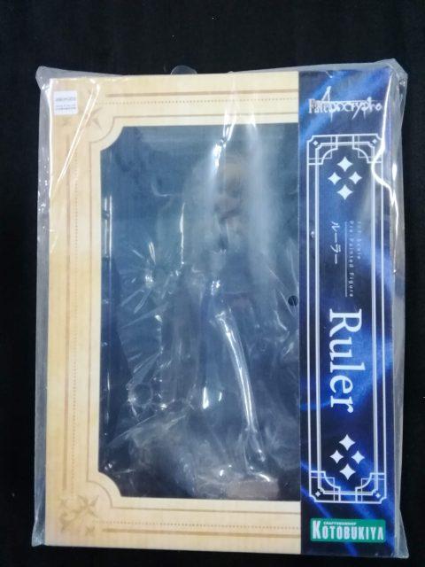 コトブキヤ Fate/Apocrypha ルーラー 1/7スケール を出張買取させて頂きました!